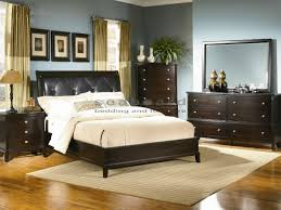 Bed Set With Drawers by Lifestyle 7185 Leonardo Dark Cappuccino Queen Bedroom Set