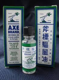 Minyak Axe axe 10ml 6 bag quickly relieve cold headache swelling