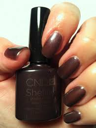 cnd shellac new fall color vexed violette gorgeous nail art or