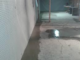 rcc waterproofing foundation cracks