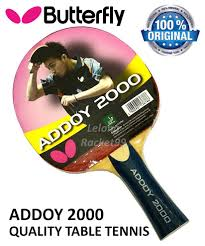 butterfly table tennis racket butterfly addoy 2000 shakehand tabl end 12 26 2017 5 15 pm