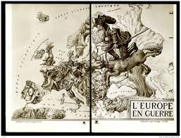 Map Of Europe In 1914 by Europe Satirical Maps Zoom Maps