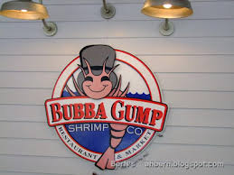 film forrest gump adalah run forrest run the bubba gump restaurant bern s collections