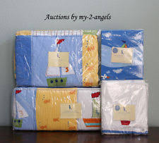 Pottery Barn Kids Baby Bedding Pottery Barn Kids Nautical Nursery Bedding Sets Ebay