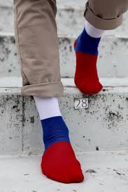 russia men u0027s socks in the colors of the russian flag men u0027s socks