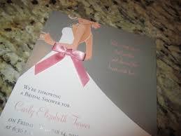 diy bridal shower invitations photo diy country bridal shower image