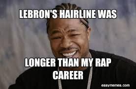 Lebron James Hairline Meme - deluxe lebron james hairline meme lebron james hairline meme memes