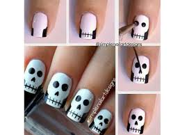 nail art design for halloween images nail art designs