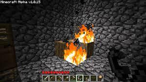 brick fireplace minecraft images