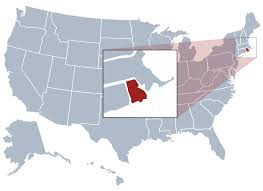 map of united states including us islands rhode island the smallest state in area in the us us