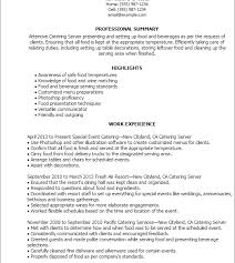 Server Job Description Resume Sample by Download Server Resume Samples Haadyaooverbayresort Com