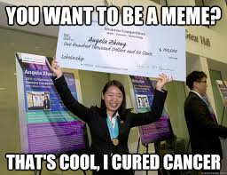 Thats Cool Meme - sumlin i woulda hired peterson unimpressed angela zhang quickmeme