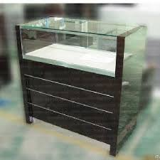 Showcase Glass Cabinet Watch Display Counter Layout Showroom Decorate Page 23