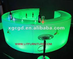 Plastic Bar Table Led Plastic Furniture Plastic Bar Counter Bar Pinterest Bar
