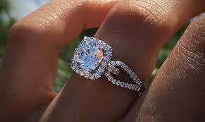 different types of wedding rings what are the different types of engagement rings to choose from