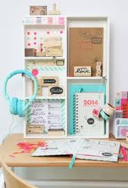 Pretty Desk Organizers Perfect Paper Filer Office Inspirations Pinterest Organizing