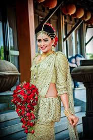 bridle dress piumi hansamali bridle dressing gossip lanka news photo