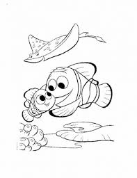 5 images nemo coloring pages free printable finding nemo