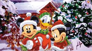 mickey mouse clubhouse christmas wallpaper best cool wallpaper