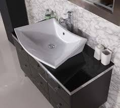 bathroom sink design black 36 inch bathroom vanity with drawers and unique design white