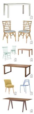 target parsons dining table sourcing a dining room table chairs the place home