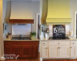 Annie Sloan Painted Kitchen Cabinets Oak Wood Espresso Shaker Door Annie Sloan Kitchen Cabinets Before