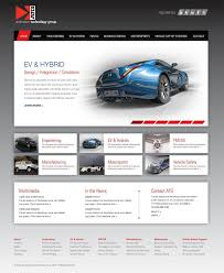 volvo email automotive engineering web redesign engineering website