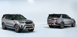 range rover icon land rover discovery svx is this the most extreme land rover ever