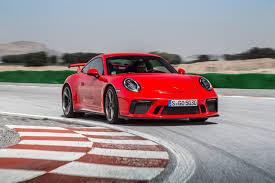Porsche 911 Gt4 - 2018 porsche 911 gt3 first drive review as you like it