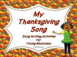 25 best ideas about thanksgiving songs on