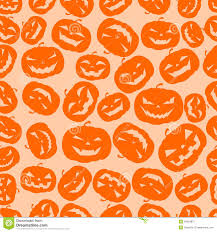 free repeatable halloween background seamless halloween pumpkins background stock photography image
