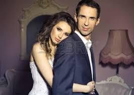 pose photo mariage mariage attrayant en amour pose banque d images et