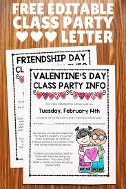 free valentine u0027s day letter simply kinder