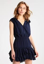 designers remix designers remix navy summer dress enigma lining 92 polyester