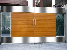 Simple Two Storey House Design by Front Gate Designs For Homes Home Gate Design The Simple Main Gate