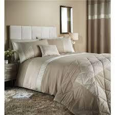 Tesco Bedding Duvet Buy Catherine Lansfield Embossed Rose Gold Duvet Cover Set From