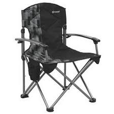 Camping Chair Accessories Outwell Fountain Hills Camping Chair Pepper Black Camping U0026 Beach