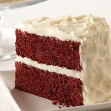 easy red velvet cake with vanilla cream cheese frosting mccormick