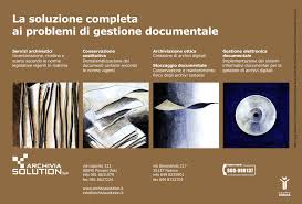 archivia solution enciclopedia dei comuni