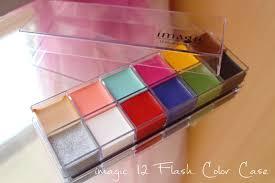 makeup flash palette dupe imagic 12 flash color case
