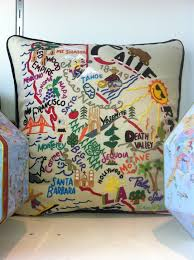 Oklahoma travel pillows images 154 best travel theme nursery images travel theme jpg