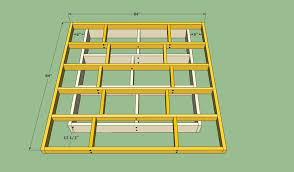 Free Plans To Build A Platform Bed by Floating Bed Frame Diy Plans Frame Decorations