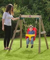 swing set for babies garden swing sets for babies children elc