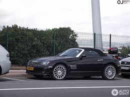 chrysler crossfire roadster srt 6 1 november 2012 autogespot
