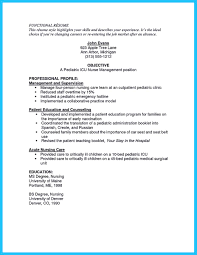 Sample Pediatric Nurse Resume by High Quality Critical Care Nurse Resume Samples