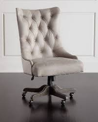 Leather Office Chair Furniture Matilda Leather Office Chair Neiman