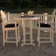 3 Piece Bar Height Patio Set 31 Best Bar Height Patio Chairs Images On Pinterest Patio Chairs