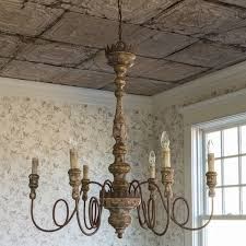 Rustic Style Chandeliers Shabby Chic Chandelier Charlotte Chandelier Vintage Style