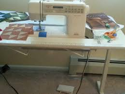 Home Hobby Table Sew Much More Craft And Hobby Table Joann