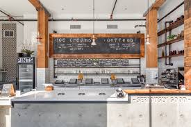 Ice Cream Shop Floor Plan Ice Cream Retail Design Blog